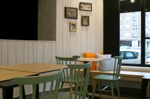 Reforma cafetería Ertza en Vitoria-Gasteiz